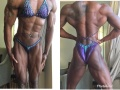 Girl with muscle - Sammica Cash