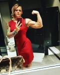 Girl with muscle - Nicki Chartrand
