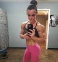 Girl with muscle - Ashley Bader