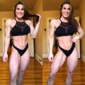Girl with muscle - Danielle Stewart