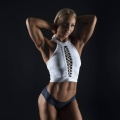 Girl with muscle - Stefanie Lesperance