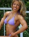 Girl with muscle - Renee Masi