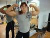 Girl with muscle - Salla Kauranen