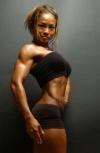 Girl with muscle - Meriza de Guzman