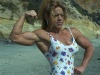 Girl with muscle - Theresa Annecharico