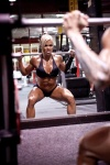 Girl with muscle - Larissa Reis