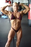 Girl with muscle - Shana Skillstad