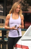 Girl with muscle - Cameron Diaz
