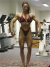 Girl with muscle - Manja Williams