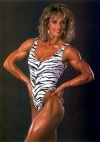 Girl with muscle - Suzanne Tigert