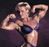Girl with muscle - Cathy LeFrancois
