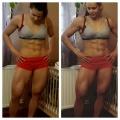 Girl with muscle - erika darago