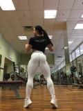 Girl with muscle - Natalia Slepova