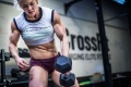 Girl with muscle - Brooke Holladay Ence