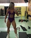 Girl with muscle - vivi winkler