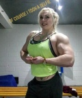 Girl with muscle - Cat Donnelly