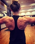 Girl with muscle - andrea (andbi89)