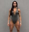 Girl with muscle - Rachael Gleeson