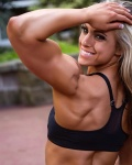Girl with muscle - Valen Permann