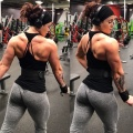 Girl with muscle - Delaney Smallwood