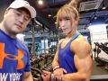 Girl with muscle - Lee Ji-Hye