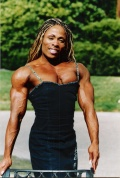 Girl with muscle - Audry Pritchett-Peden