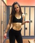 Girl with muscle - Erin de Guigné