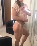 Girl with muscle - Ingrida Radevic