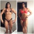 Girl with muscle - Konstance Trinkuna