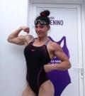 Girl with muscle - Mihaela Caiuteanu