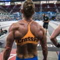Girl with muscle - Samantha Briggs