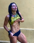 Girl with muscle - Fabi Superpoderosa