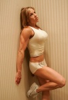 Girl with muscle - Amy Peters