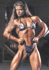 Girl with muscle - Julia Kover