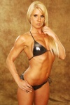 Girl with muscle - Tanis Tzavaras
