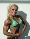 Girl with muscle - Minna Pajulahti