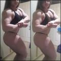 Girl with muscle - Natalie Edmondson