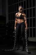 Girl with muscle - Paula Daniele