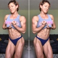Girl with muscle - Alexis Sullivan