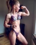 Girl with muscle - Josefine Färm