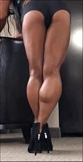 Girl with muscle - Akane Nigro-Ismeal