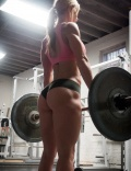 Girl with muscle - Jade Atkinson