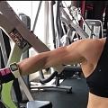 Girl with muscle - Viviana Baca