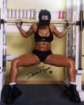 Girl with muscle - Dana Fleyser