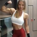 Girl with muscle - Tamara Janev