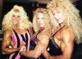 Girl with muscle - Kim Chizevsky / Denise Rutkowski / Heather Tristan