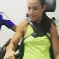 Girl with muscle - Tati faria