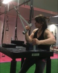 Girl with muscle - fia reisek