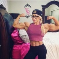 Girl with muscle - Victoria Flores