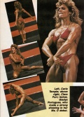 Girl with muscle - Carla Temple